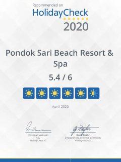 Pondok Sari April 2020a